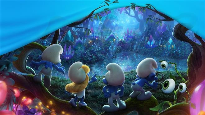 smurfs-the-lost-village-first-poster